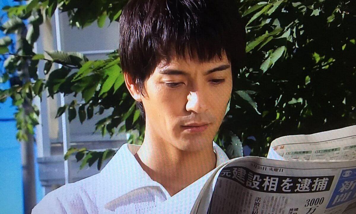 沢村一樹 若い頃 画像