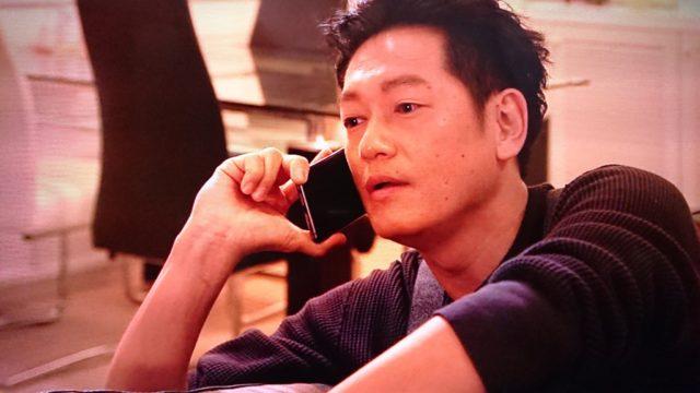 ニッポンノワール 井浦新 サングラス